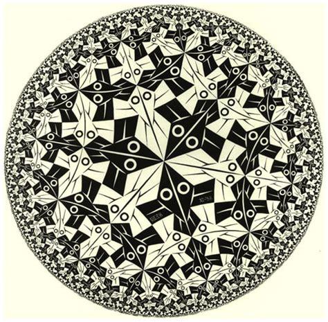 m pattern in c inspiration m c escher s patterns signalnoise com