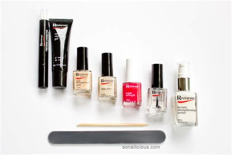 Manicure Products by Revitanail Nail Care Products Sonailicious