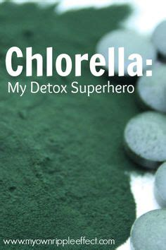 Chlorella Detox Side Effects by 1000 Images About Chlorella Superfood On