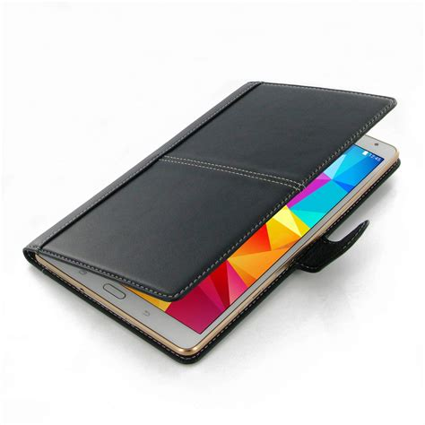 Flip Cover Samsung Tab S 8 samsung galaxy tab s 8 4 leather smart flip carry cover