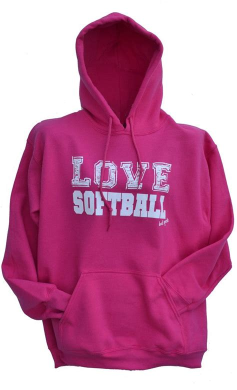 4953 Sweatshirt Navy softball hoodie softball apparel from bad sports