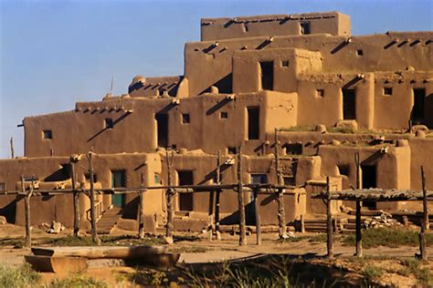 Adobe Pueblo Houses by Nancy Chuang Photography Travelogues Sometimes Always
