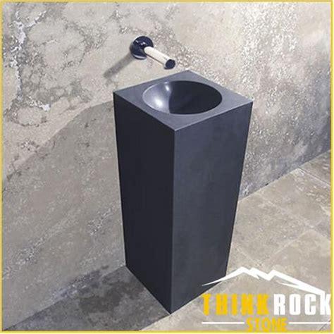 badezimmer waschbecken vanity cabinet schwarz basalt stein vanity waschbecken schrank f 252 r hotel