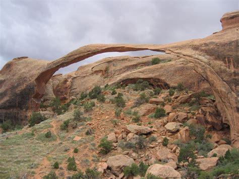 Landscape Arch Arches File Landscape Arch In Arches National Park Jpg