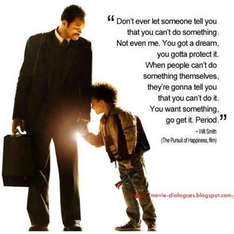 Movie Quotes and Dialogues: The Pursuit of Happyness Quotes