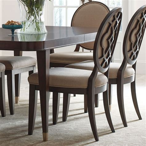 decorative side chairs grantham hall decorative back side chair set of 2