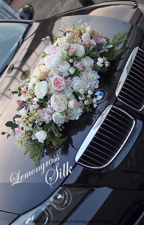 73 best images about Silk Flower Car Decorations on