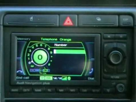 Audi A4 Bluetooth by Audi A4 Rns E Bluetooth