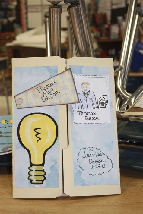 File Folder Biography Book Report by 12 Best Book Report Projects Images On Reading School And Book Reports