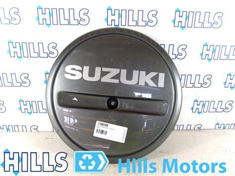 Suzuki Jimny Spare Wheel Cover Sale 2008 Suzuki Jimny 1 3 Petrol Spare Wheel Cover Ebay