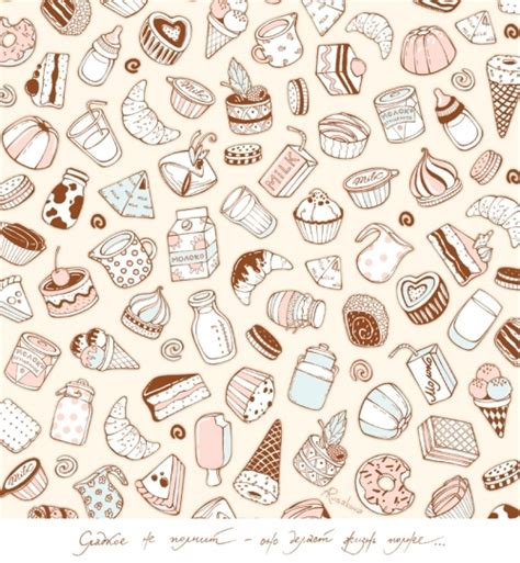 wallpaper chocolate cute background candy chocolate cupcake cute drawing