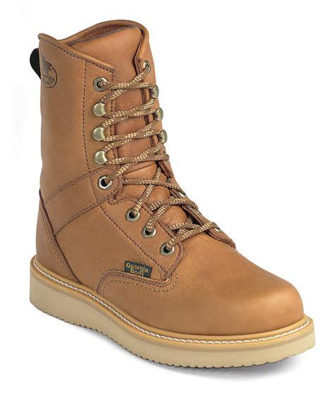 boot g8152 barracuda gold wedge work boots