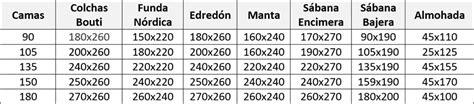 medidas sabanas cama 150 c 243 mo medir la cama las medidas que debes tener en cuenta