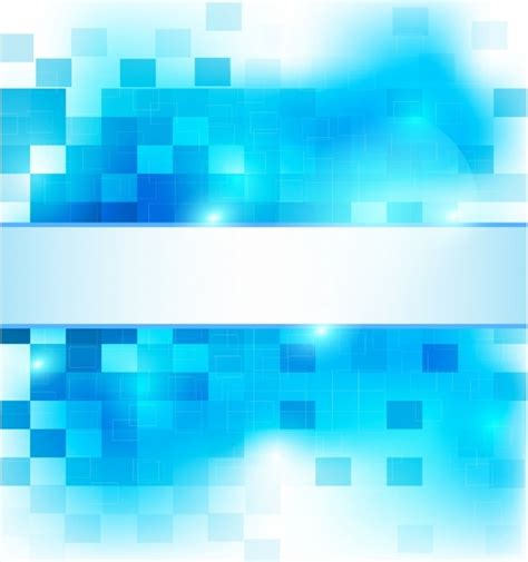 wallpaper biru kristal abstract blue squares background free vector in adobe