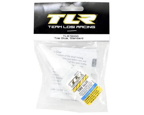 team losi racing standard tire glue tlr cars trucks amain hobbies