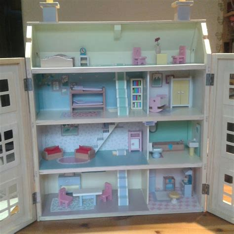 painting dolls houses 10 best images about grandpa s barbie house renovation on pinterest miniature