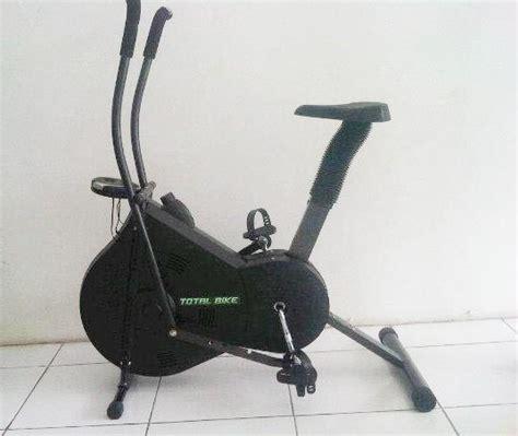 Sepeda Statis Air Bike Tl 8203 Total Murah Bisa Bayar Ditempat sepeda statis murah air bike cover treadmill murah