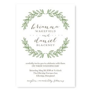 what should be written in wedding invitation sle wedding invitations sansalvaje