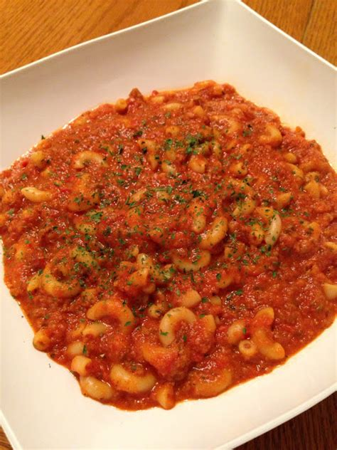 The Comforting Vegan by The Comforting Vegan Vegan Beefaroni