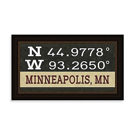 bed bath and beyond minneapolis buy minneapolis mn map coordinates sign from bed bath beyond