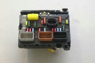 Peugeot 207 Fuse Box Peugeot 207 Fuse Box Get Free Image About Wiring Diagram