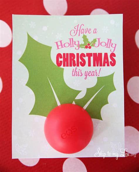 diy lip balm christmas gift idea skip   lou