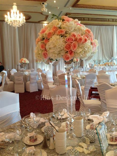 Bling Wedding Reception Decorations by 26 Best Images About Center Pieces On