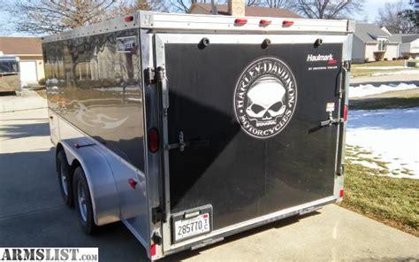 after trailer hallmark armslist for sale 2009 haulmark motorcycle trailer