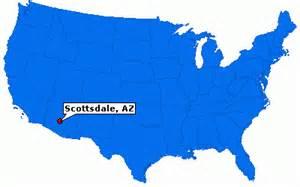 us map scottsdale arizona scottsdale arizona city information epodunk