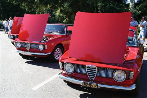 Alfa Romeo Owners Club by Alfa Romeo Owners Club Convention Vintage Road Racecar