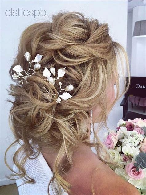 Wedding Hairstyles Half Updos by 1000 Images About Wedding Hairstyles On