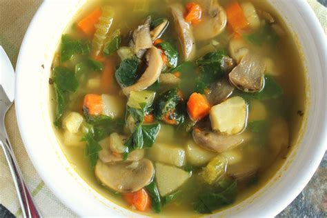 Vitamin Vege Delicious As It Looks Vitamin Vegetable Soup