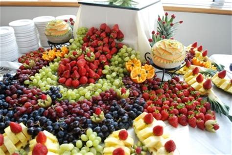 fruit table fruit table la county area weddings style and decor