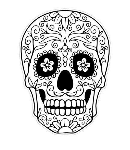 day of the dead sugar skull coloring pages day of the dead skull coloring page enjoy coloring