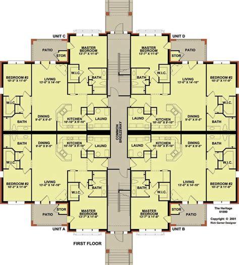 6 plex floor plans 12 plex 1 floor plan apartment house plan ideas pinterest