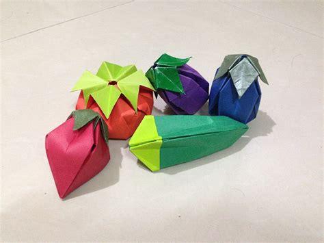 Brilliant Origami - origami gallery 23 brilliant origami food sculptures