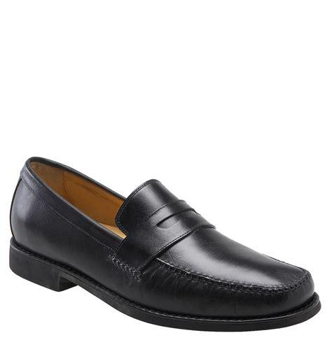johnston murphy loafer johnston murphy ainsworth loafer in black for