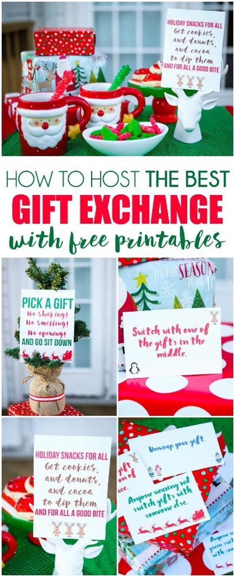 creative gift exchange game idea christmas gifts best