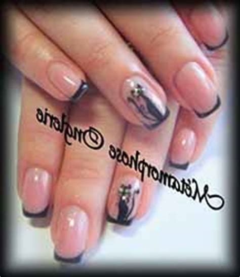 Modele Manucure Couleur by Modele Ongles Couleur