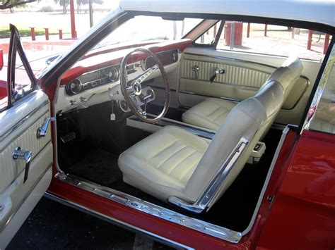 Connecticut Home Interiors by 1965 Ford Mustang Convertible 97563