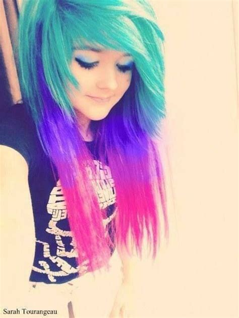emo hairstyles with braids 8 best ideas a colores images on pinterest colourful