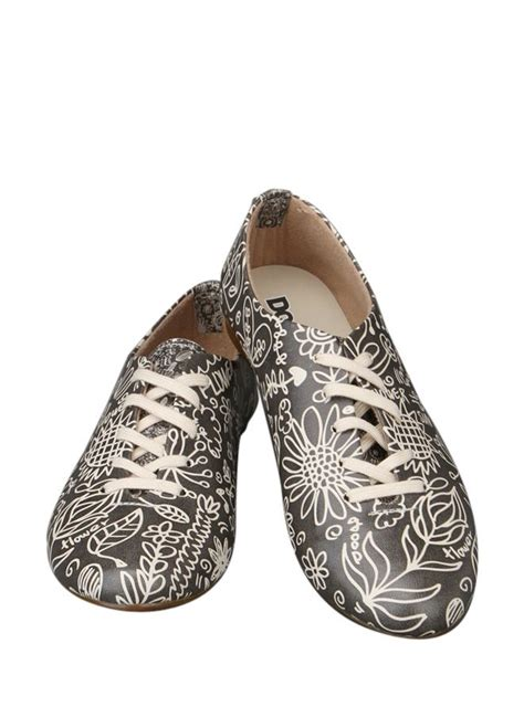 flower oxford shoes dogo shoes black flower oxfords shoes oxfords flowers