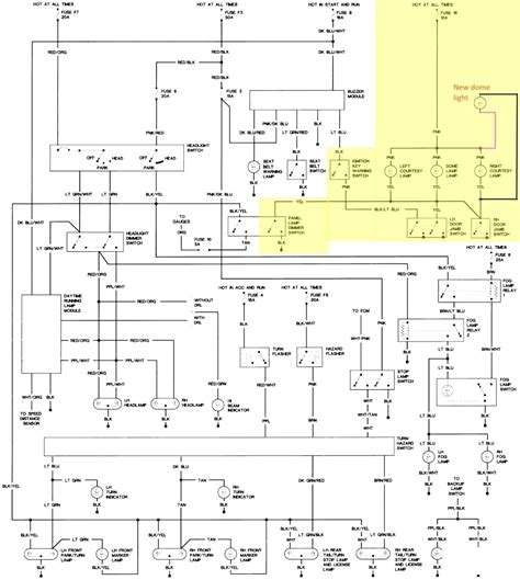 wiring diagram for 1995 jeep grand wiring diagram