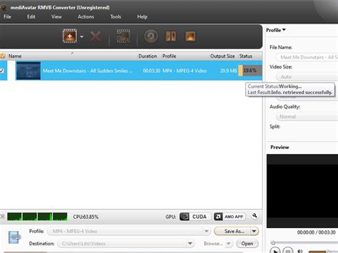 video format converter rmvb to mp4 how to convert different formats to video and audio using