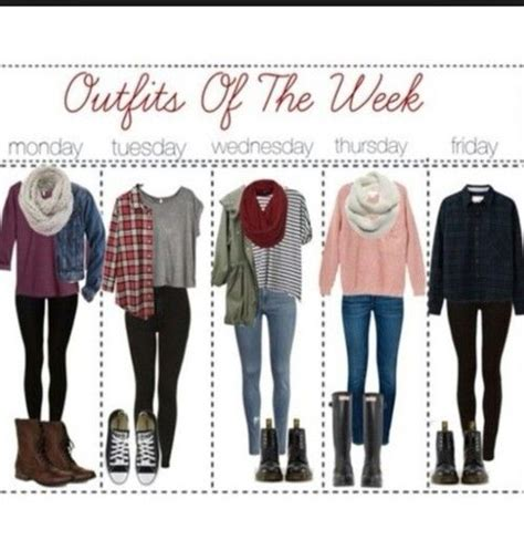 Clothes My Back Wednesday by For A Week Fall Winter Clothes