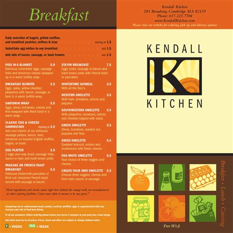 Kendall Kitchen Menu by Kendall Kitchen Menu Cropped By Ordereze Issuu