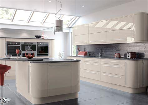 vivo high gloss kitchens crown house