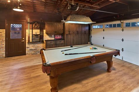 deluxe garage game room contemporary garage and shed garage room best free home design idea inspiration