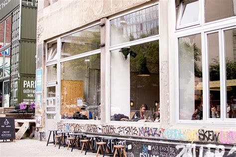 The Barn Coffee Shop Berlin Travel Diary The Barn Bloomzy