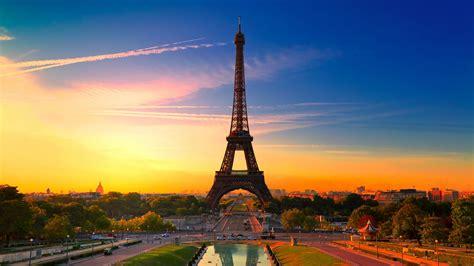 stadt paris frankreich eiffelturm  hd
